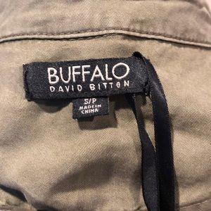 Buffalo David Bitton Tops - Buffalo sleeveless jacket